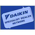 Icon Daikin Specialist Dealer Network